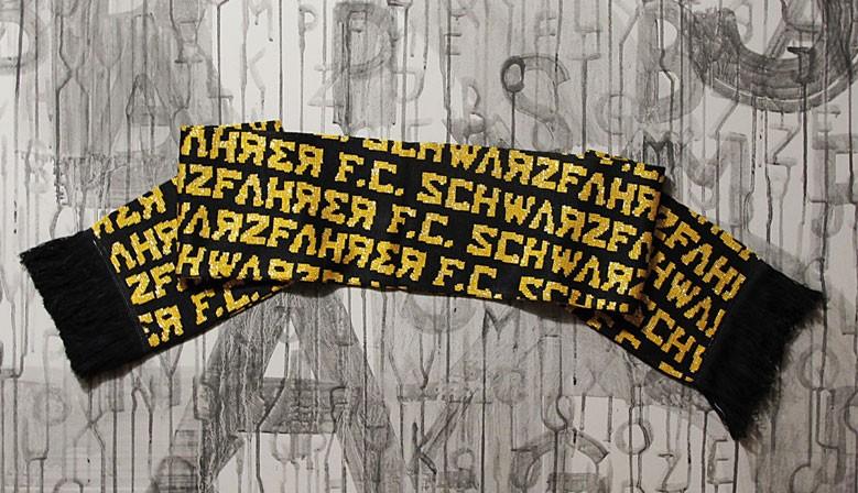 The Schwarzfahrer Scarf